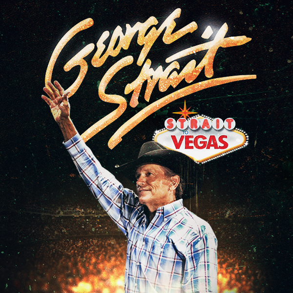 George Strait $15K proposition that could land you next to The King in Sin City