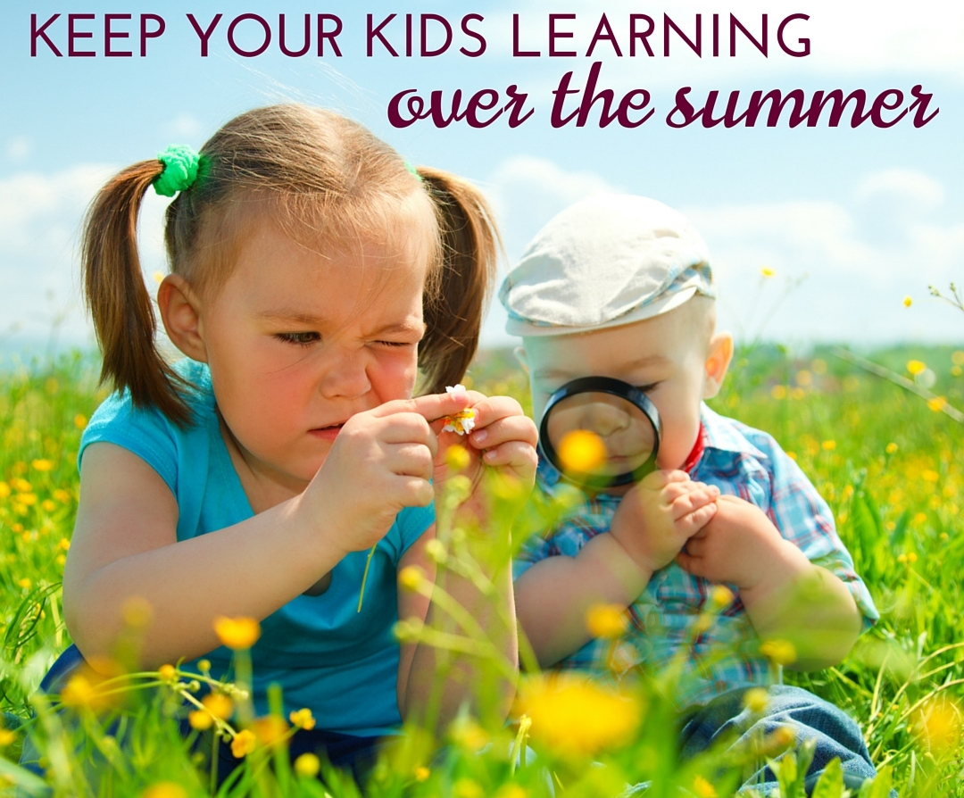 7 Ways to Keep Learning This Summer ** CONTEST POST**