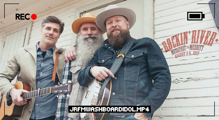 Washboard Idol – Your path to Rockin' River!