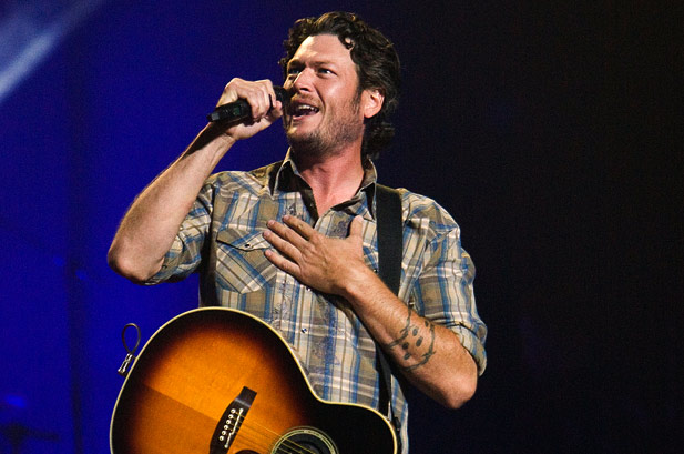 Blake Shelton to co-host star-studded Telethon to raise money for victims of Hurricane Harvey
