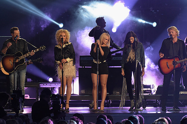 WATCH: Little Big Town and Miranda Lambert Cover Dixie Chicks' 'Goodbye Earl'