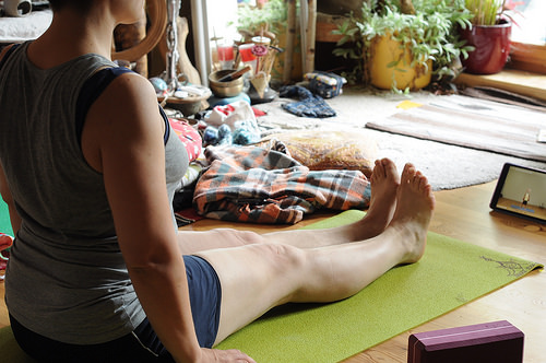 Is Your Yoga Mat Giving Your The Herp??