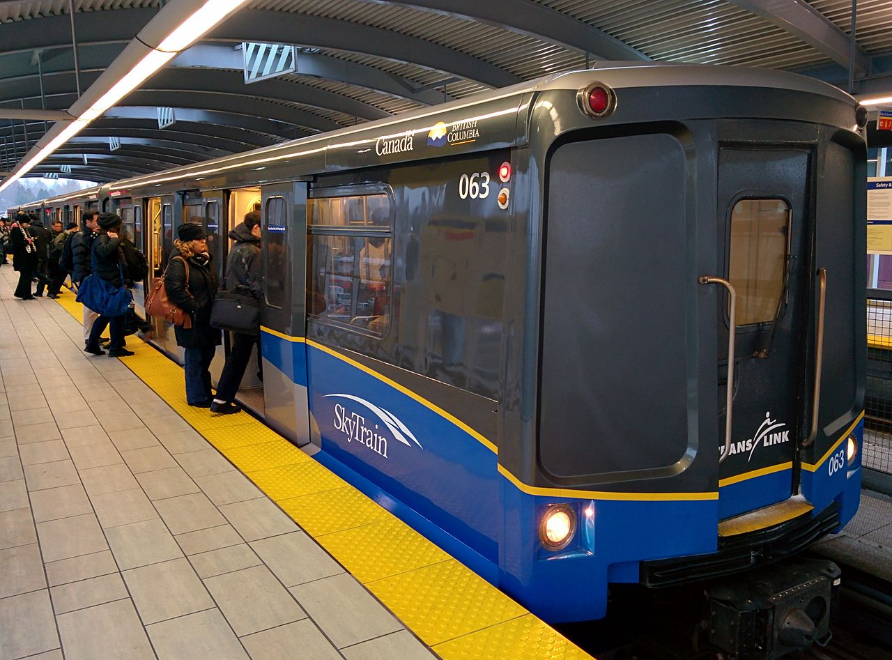 Heads Up ... SkyTrain Expo Line delays this weekend!