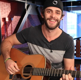 Thomas Rhett will be Part of the Miss America 2018 Judges' Table