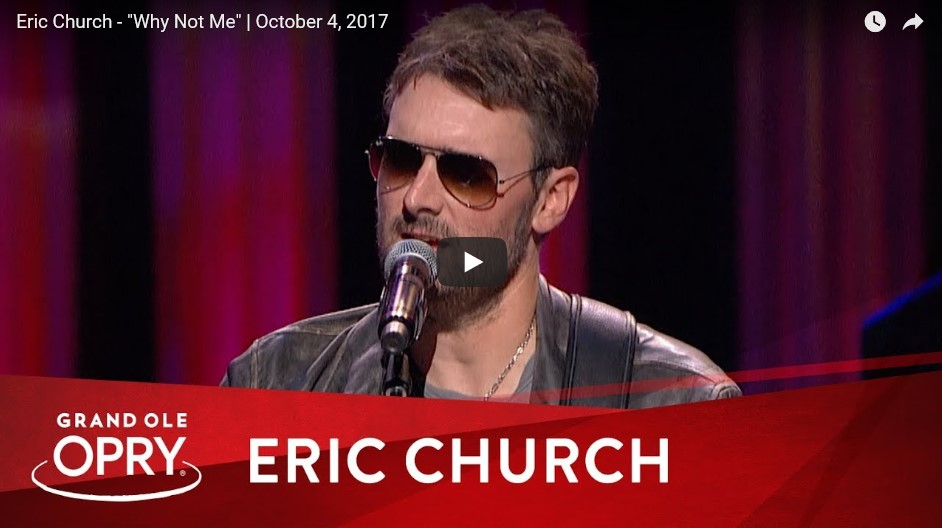 New Eric Church Song