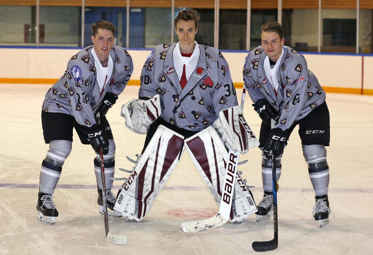 Why do the Vancouver Giants want to look like Don Cherry?