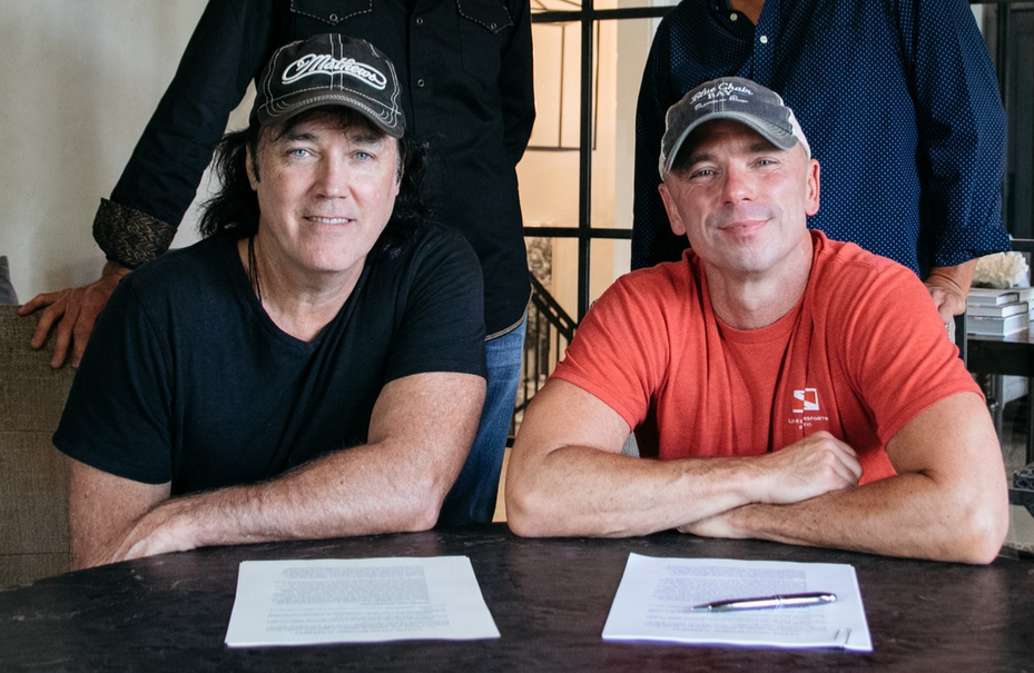 Kenny Chesney to Co-Produce New David Lee Murphy Album