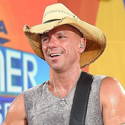 Kenny Chesney will make a rare appearance on Late Night with Seth Meyers TONIGHT