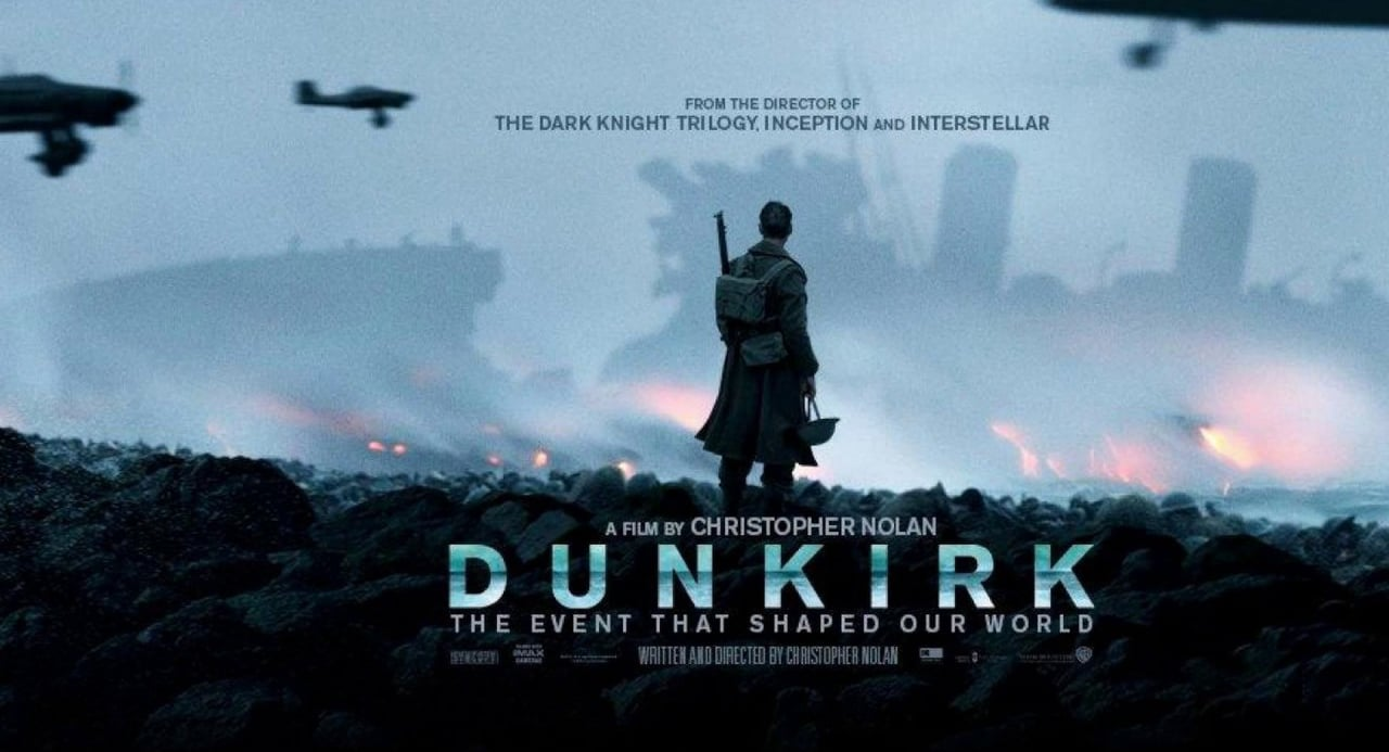 "Mindblowing: See ""Dunkirk"" in Omnimax...?!"