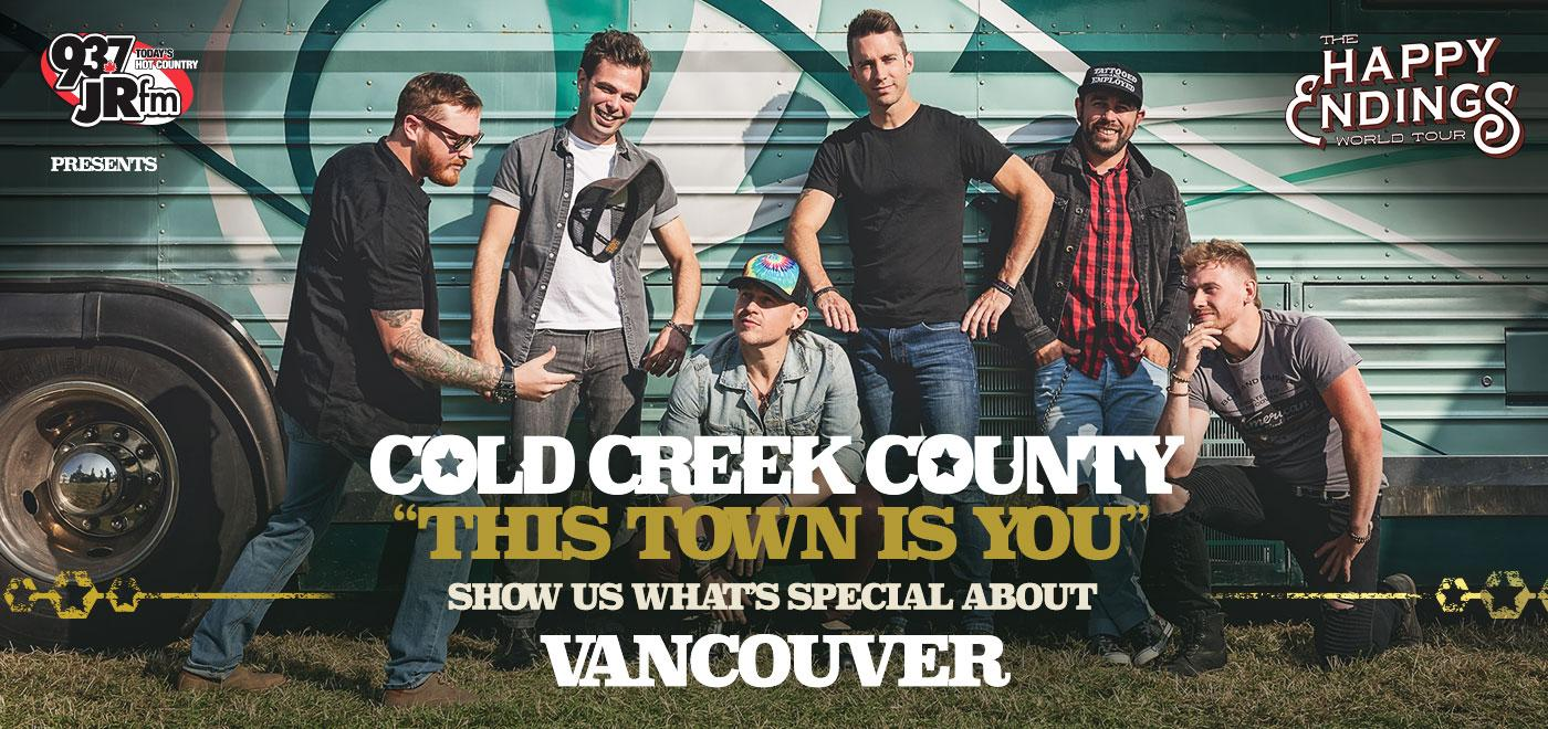 Win a Cold Creek County Fan Experience