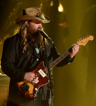 Chris Stapleton will be back on SNL later this month