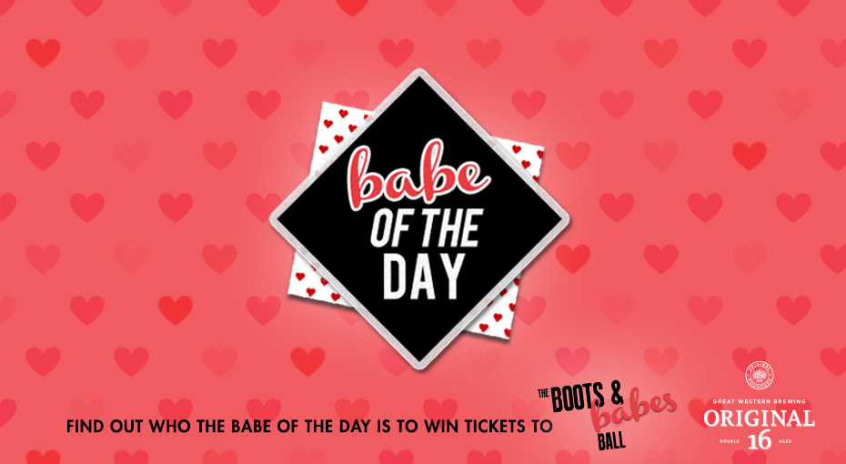 JRfm's Babe Of The Day – Win Tickets To Boots & Babes!