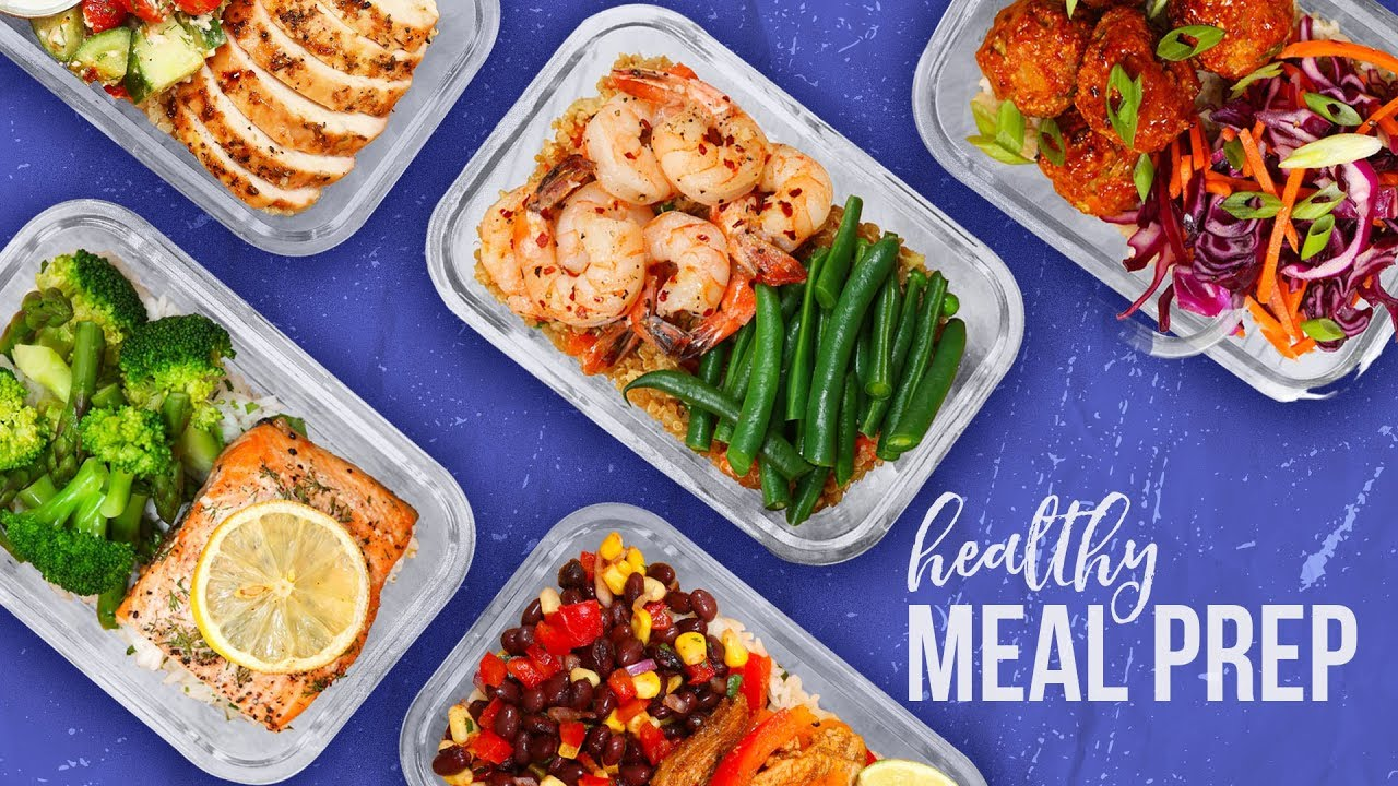 Win a MONTH's supply of healthy meals + details on other meal-prep and grocery service companies