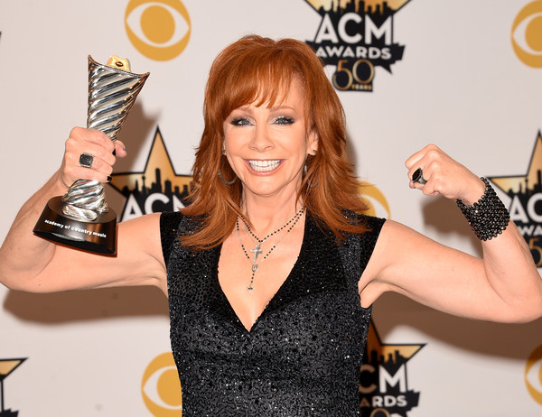 Reba McEntire announces the nominees for The 2018 Academy of Country Music Awards this Thursday