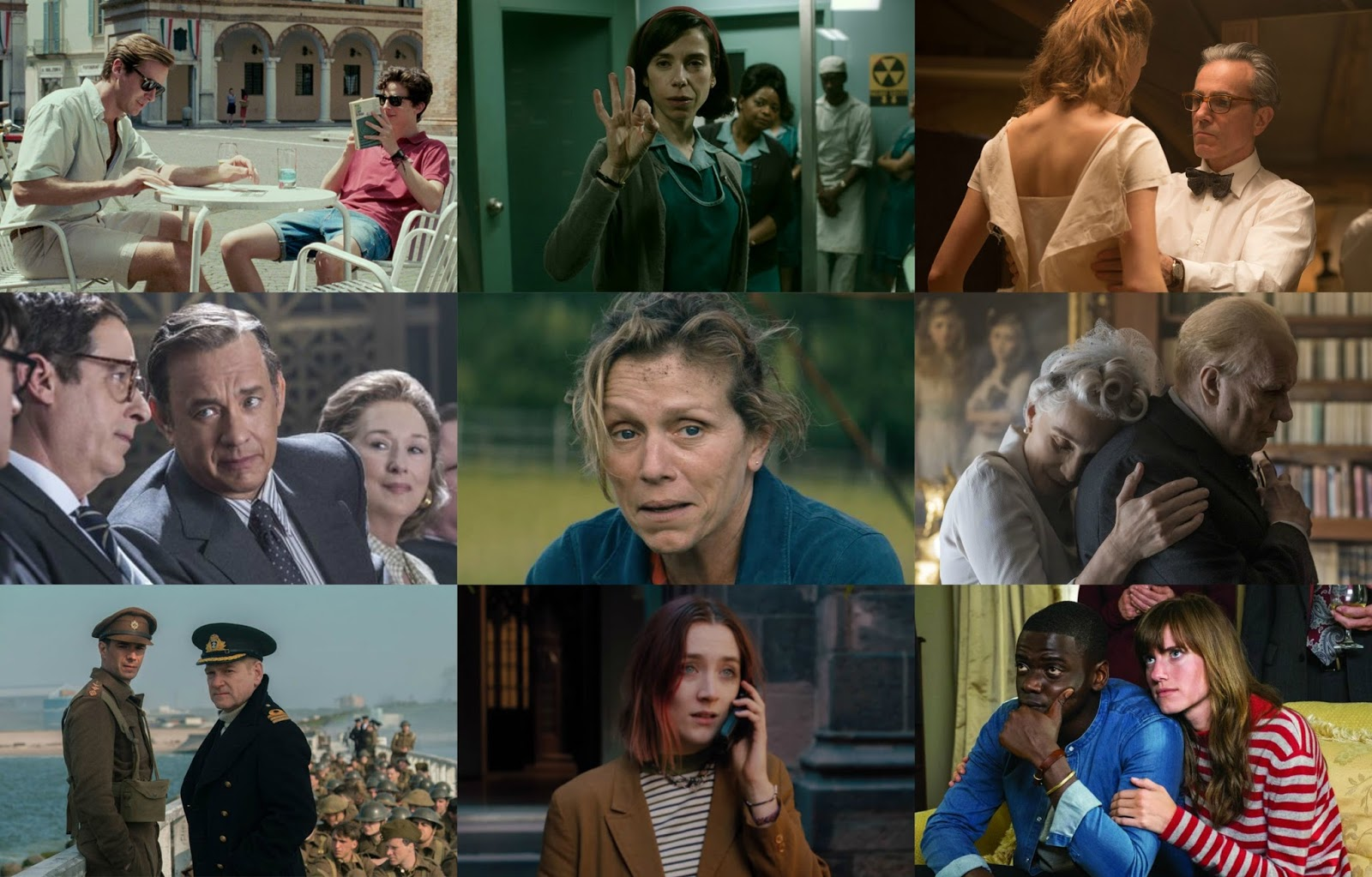 WIN a $150 Indigo Prize Pack - And Your 2018 Oscar Nominated Movie Guide