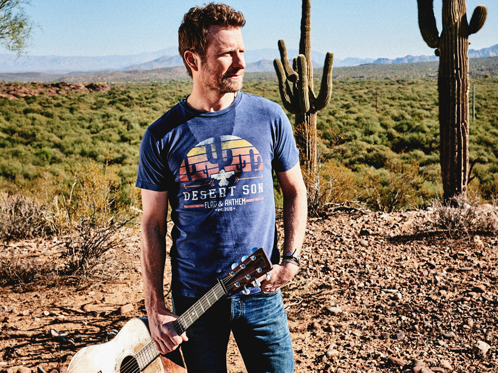 Dierks Bentley has a new clothing line