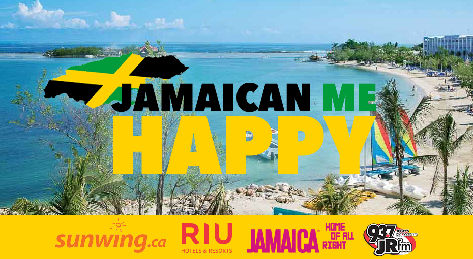 Jamaican Me Happy