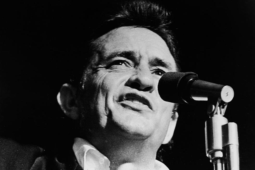 Johnny Cash: Forever Words - 16-song project released on CD, 2LP Vinyl and digitally April 6th