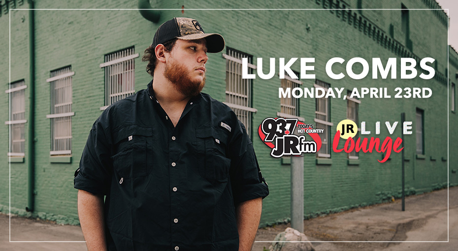 Feature: http://d587.cms.socastsrm.com/promo/win-invites-to-see-luke-combs-in-the-jr-live-lounge/