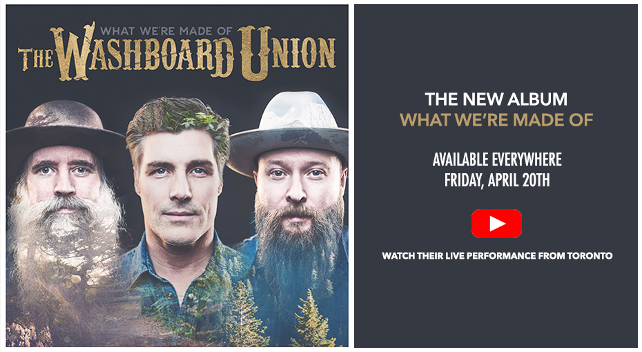 Feature: http://www.jrfm.com/2018/04/19/watch-live-the-washboard-unions-new-album-release/