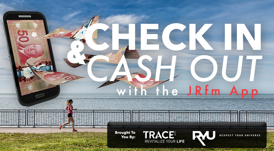 Check In & Cash Out