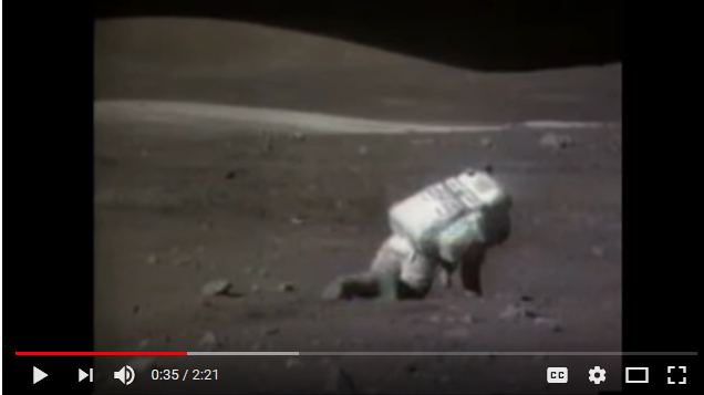 Even Astronauts Struggle With Gravity