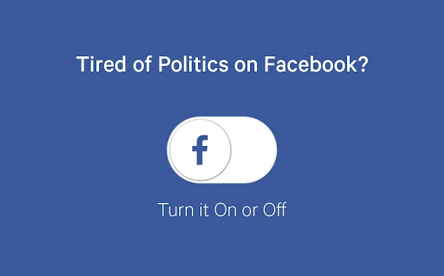 Tired Of Political Posts On Your Facebook Timeline? Turn Them Off!