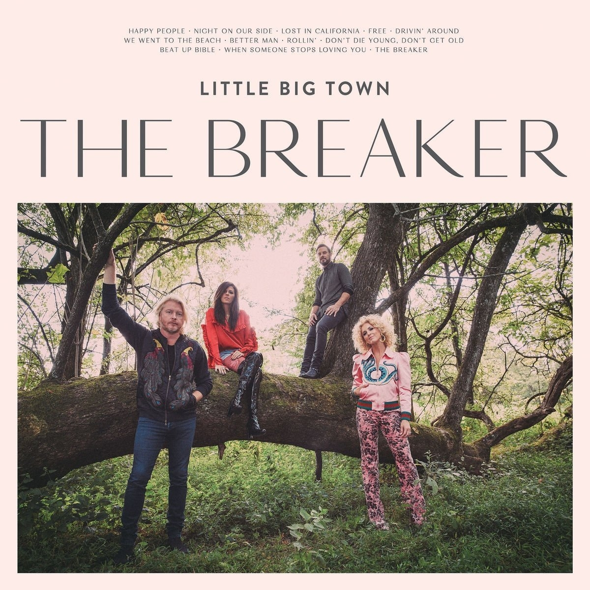 "Little Big Town's ""The Breaker"" is out and...it's GREAT."