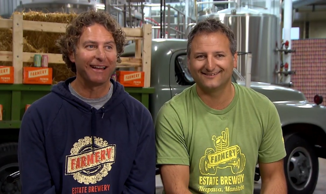 The Farmery guys are on Dragon's Den tonight! Sneak preview here...