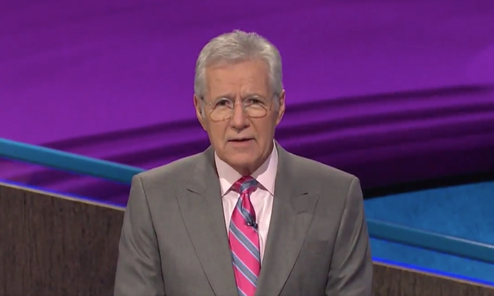 Alex Trebek...is that you?