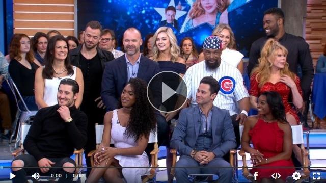Season 24 DWTS cast revealed!