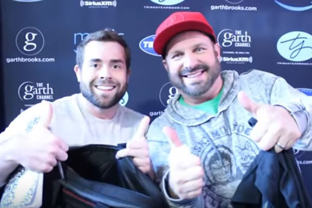"Garth Brooks experiences the ""Worst Interview Ever""!"