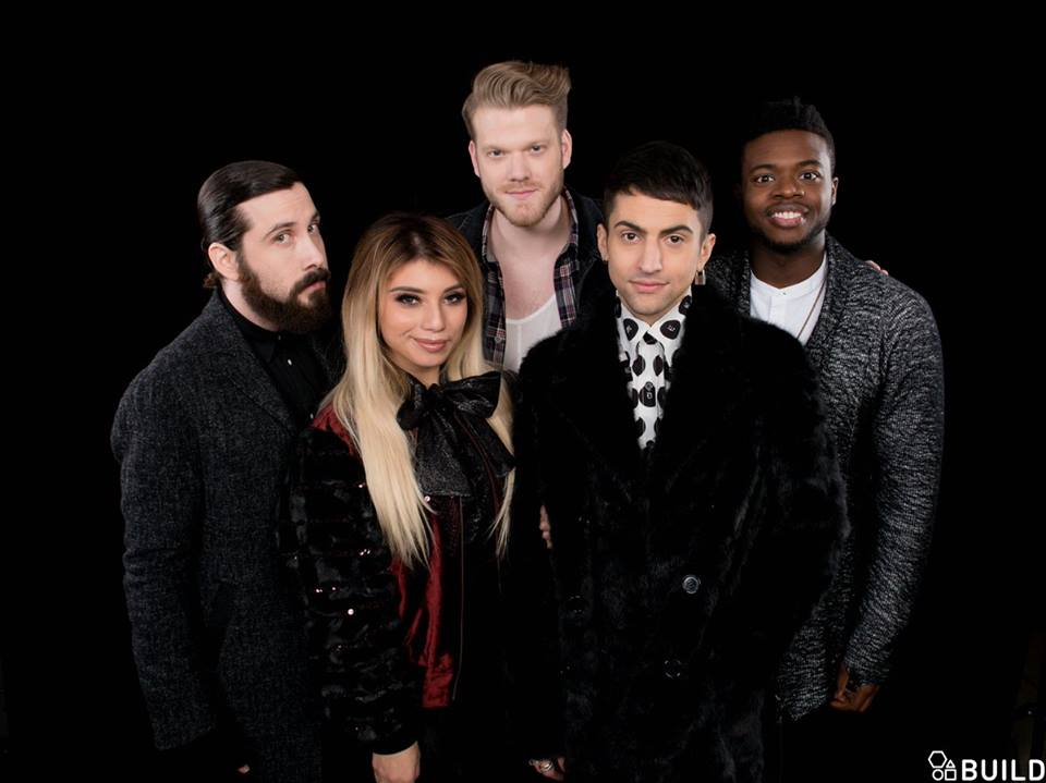 "WATCH: Pentatonix Takes on Queen's ""Bohemian Rhapsody"""