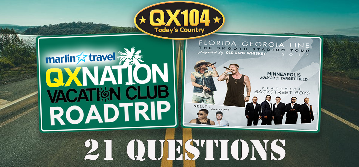 Win your seats on the QX Nation Roadtrip!