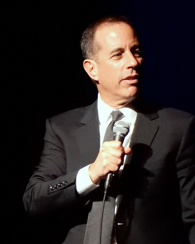 WATCH: Jerry Seinfeld Explains the Kesha Snub