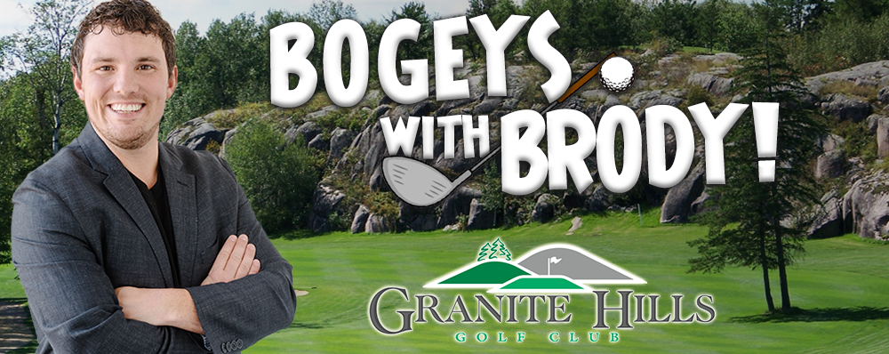 Win a Round of Golf with Brody Jackson!