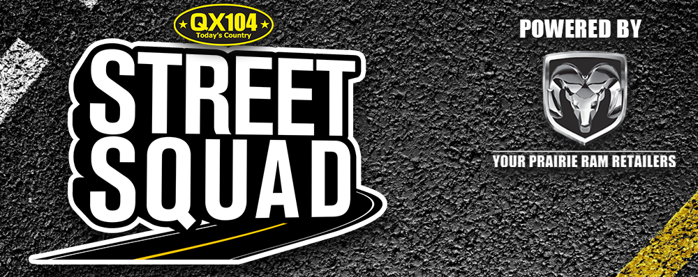 Find Out Where The Street Squad Will Be Next!