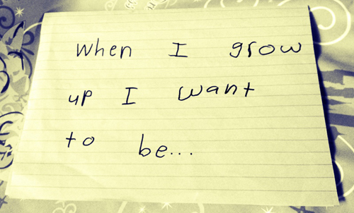 The Number One Thing Kids Today Want to Be When They Grow Up Is . . .