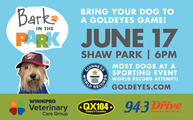 Shaw Park Goes to the DOGS  Saturday Night!