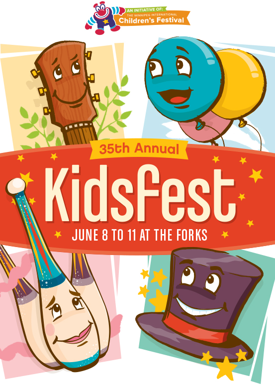 It's time for  the Biggest KIDS Event in Winnipeg!