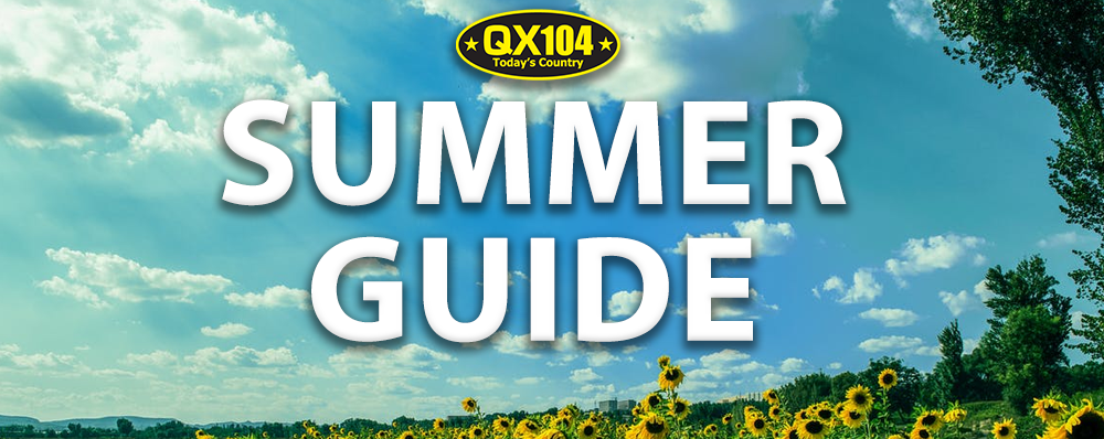 Check out the QX104 Summer Guide, and Win!