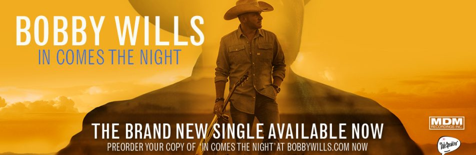 New2U@2:02: Bobby Wills - In Comes The Night
