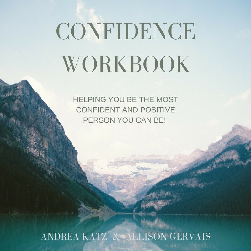 "A First of it's kind,  "" Confidence Workbook For Kids """