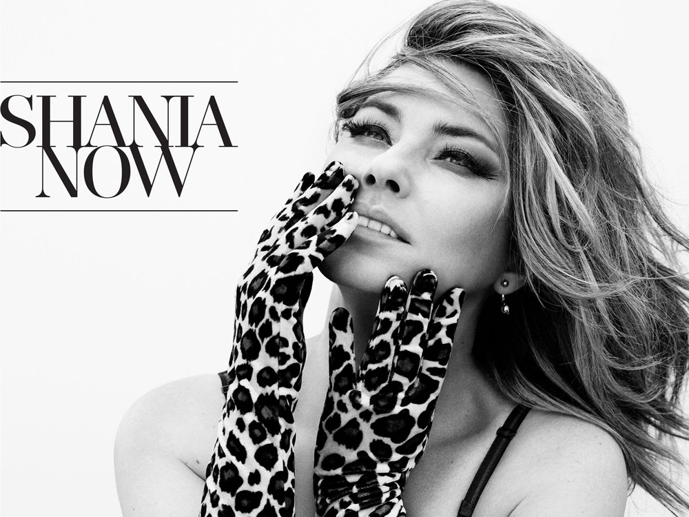 NEW SHANIA TOMORROW!!