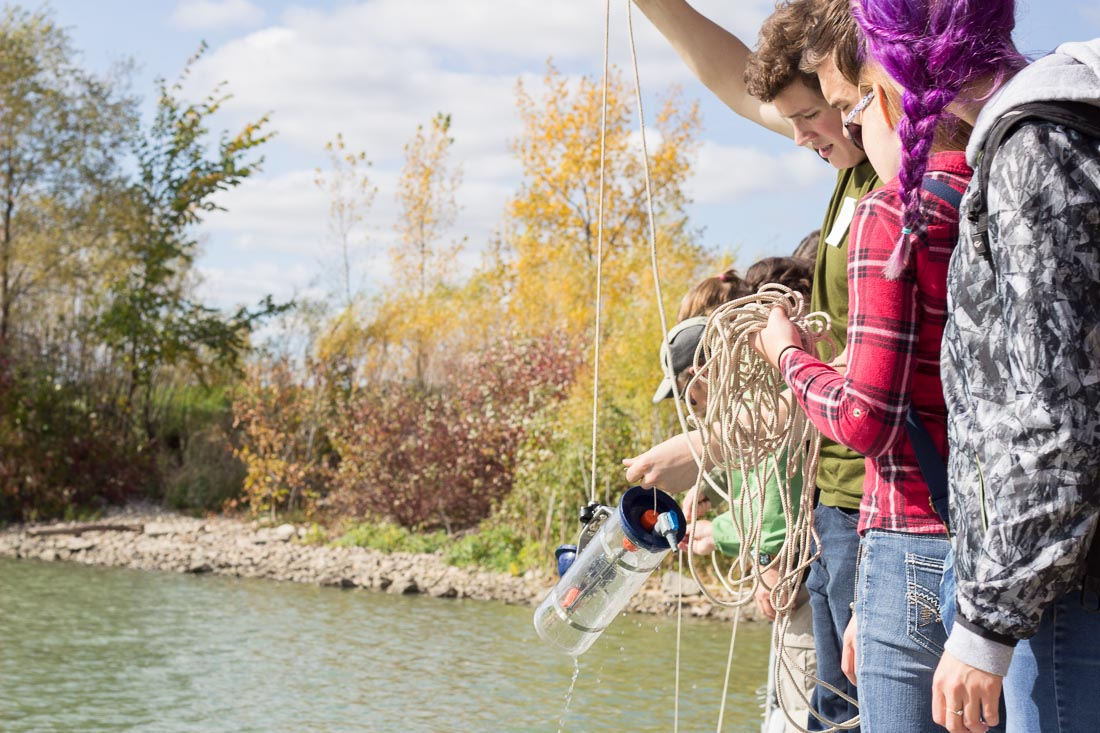 90 Students from 8 Schools head to FortWhyte  Alive  Thursday!