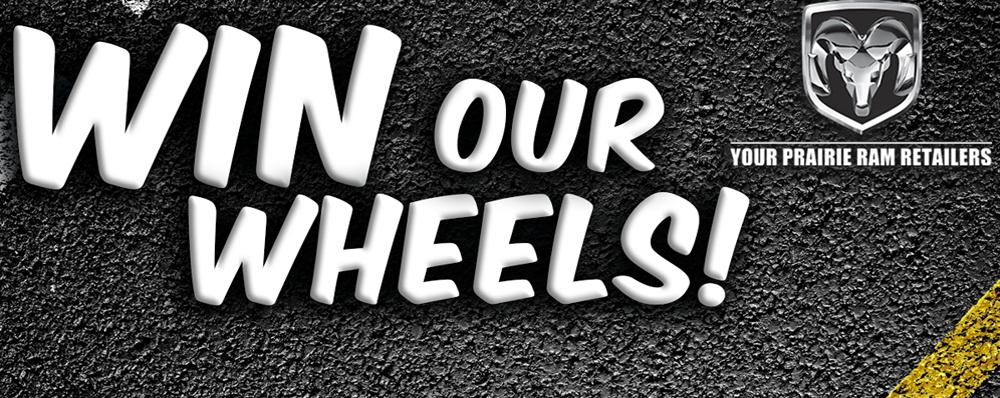 WIn our Dodge RAM Sport 4×4!
