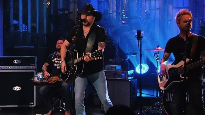 Jason Aldean Opens SNL, But Not Everyone Was Happy About It.