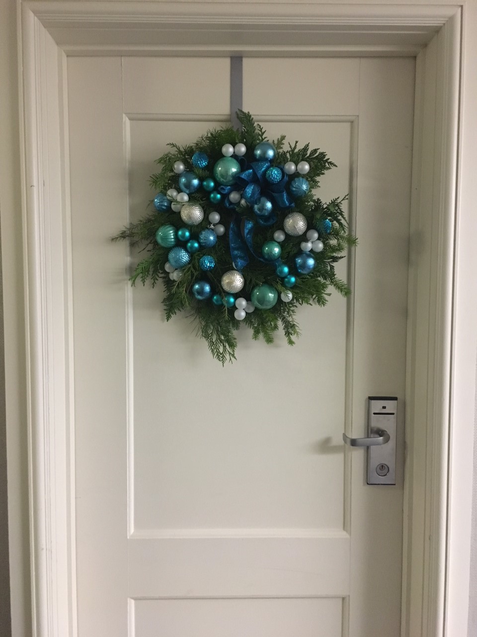 You won't believe your eyes when you open THIS door on Saturday!