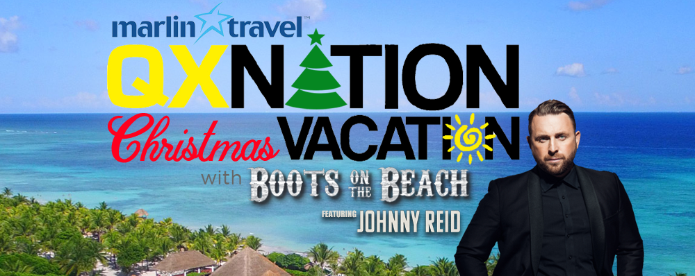 Win a Trip to Mexico with the QX Nation Vacation!