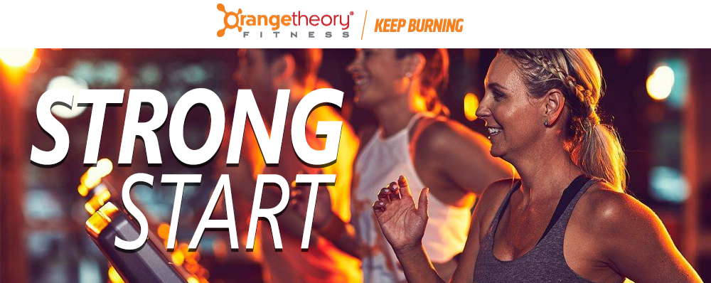 Win a 3 Month Membership from Orangetheory!